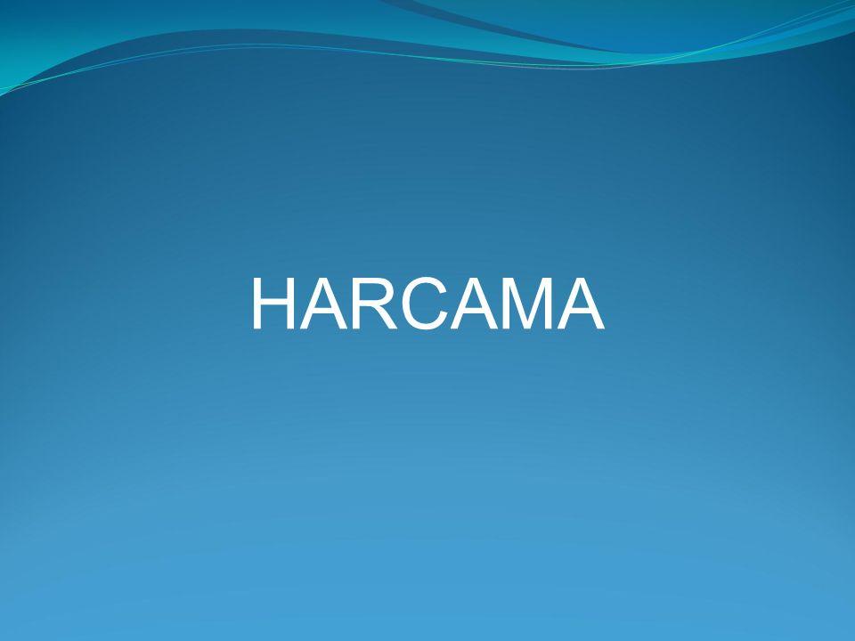 HARCAMA