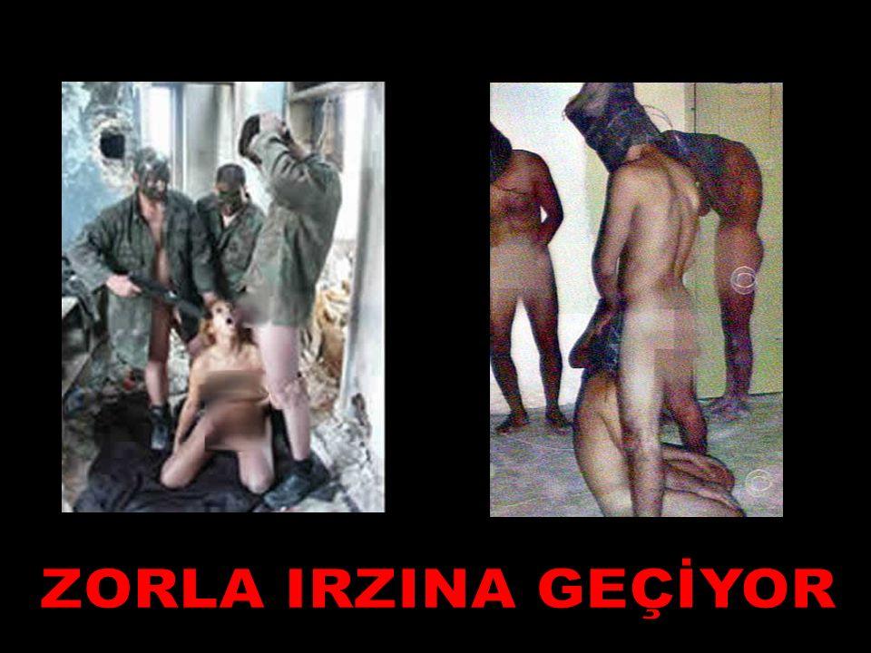 ZORLA IRZINA GEÇİYOR