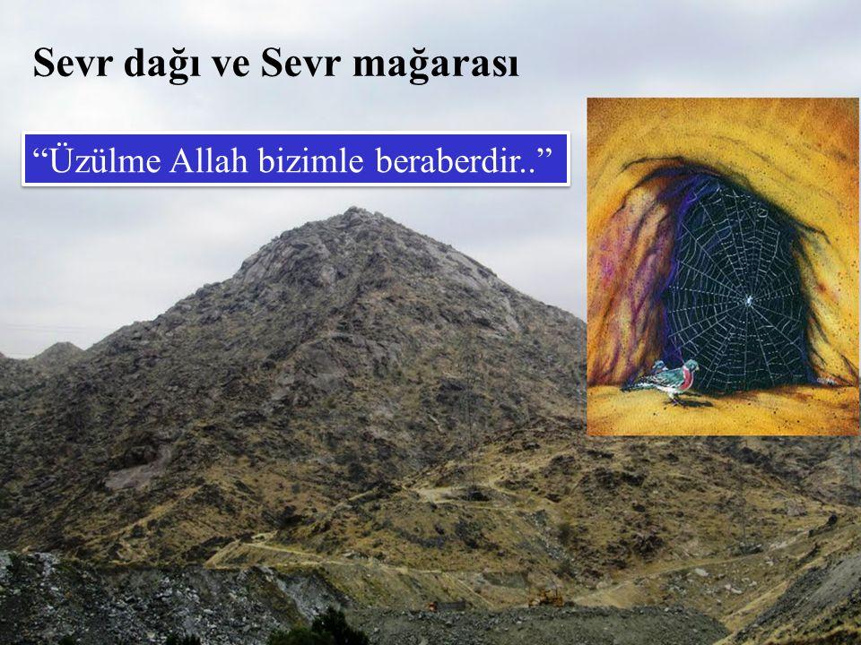Sevr dağı ve Sevr mağarası