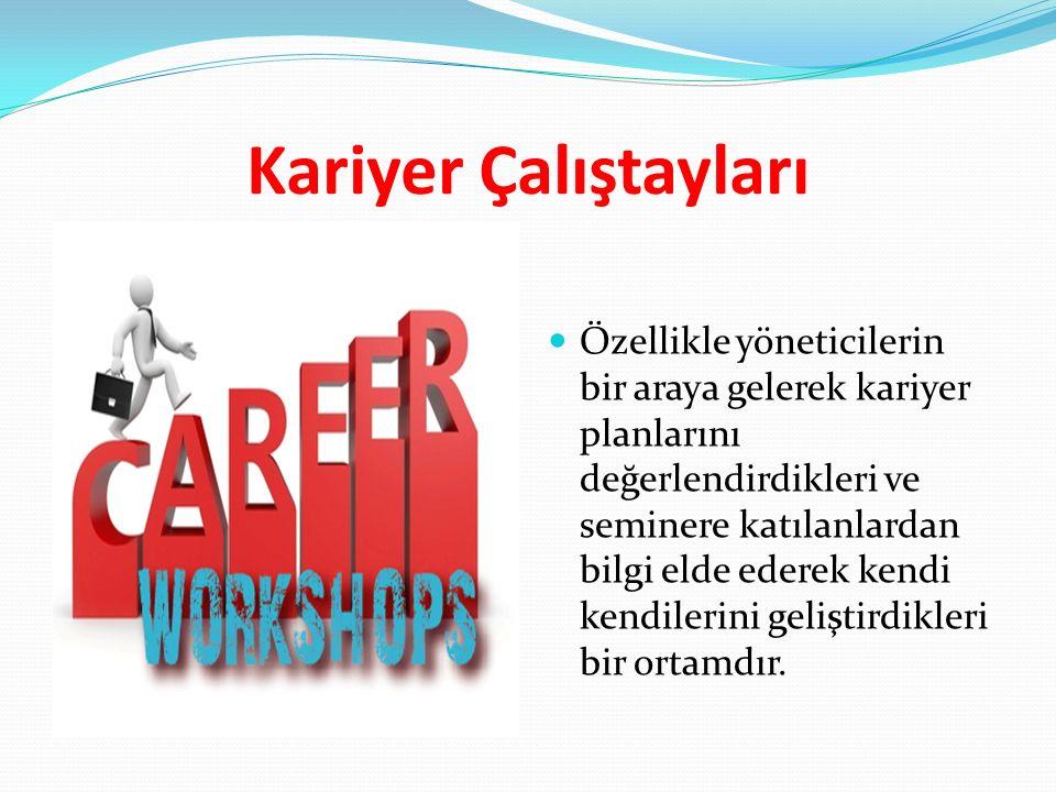 Kariyer Çalıştayları