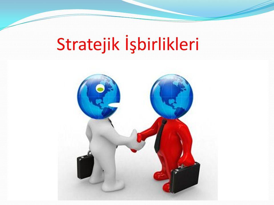 Stratejik İşbirlikleri