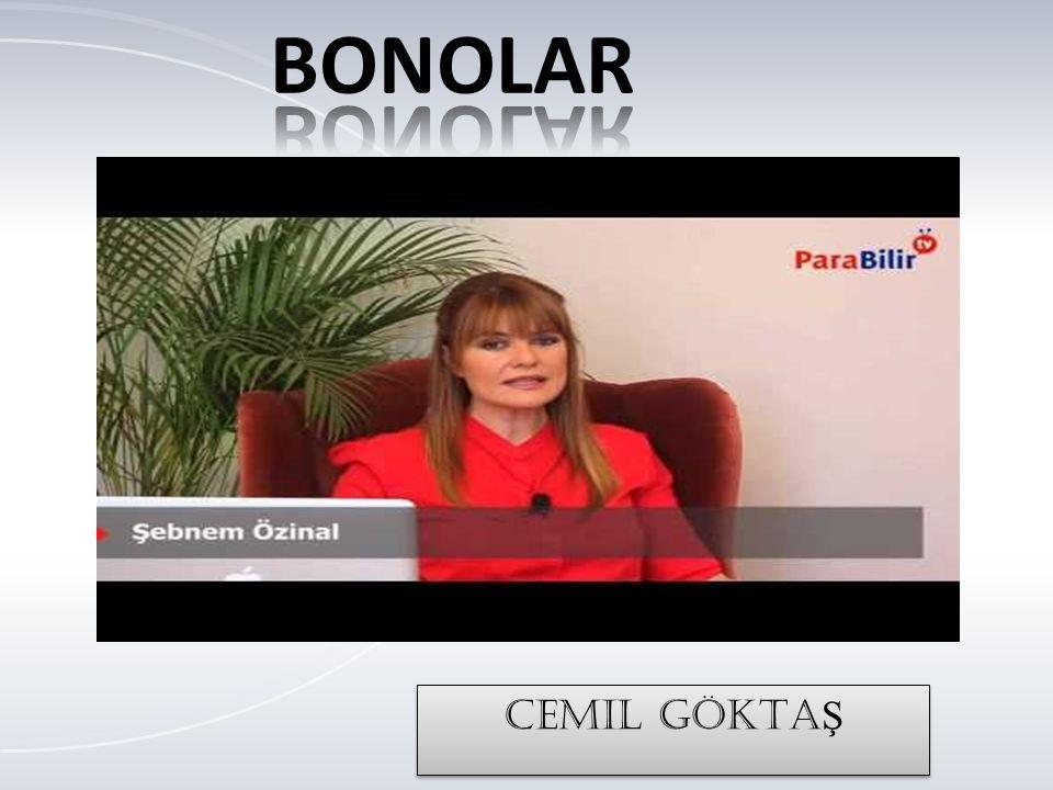 BONOLAR Cemil GÖKTAŞ