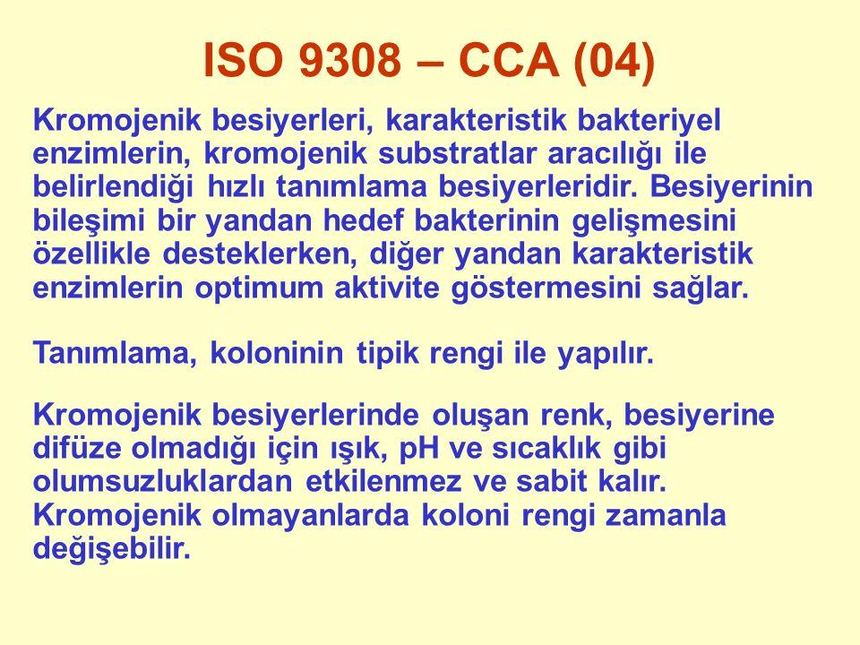 ISO 9308 – CCA (04)