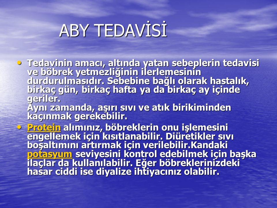 ABY TEDAVİSİ