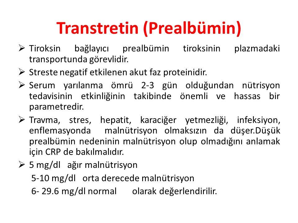 Transtretin (Prealbümin)