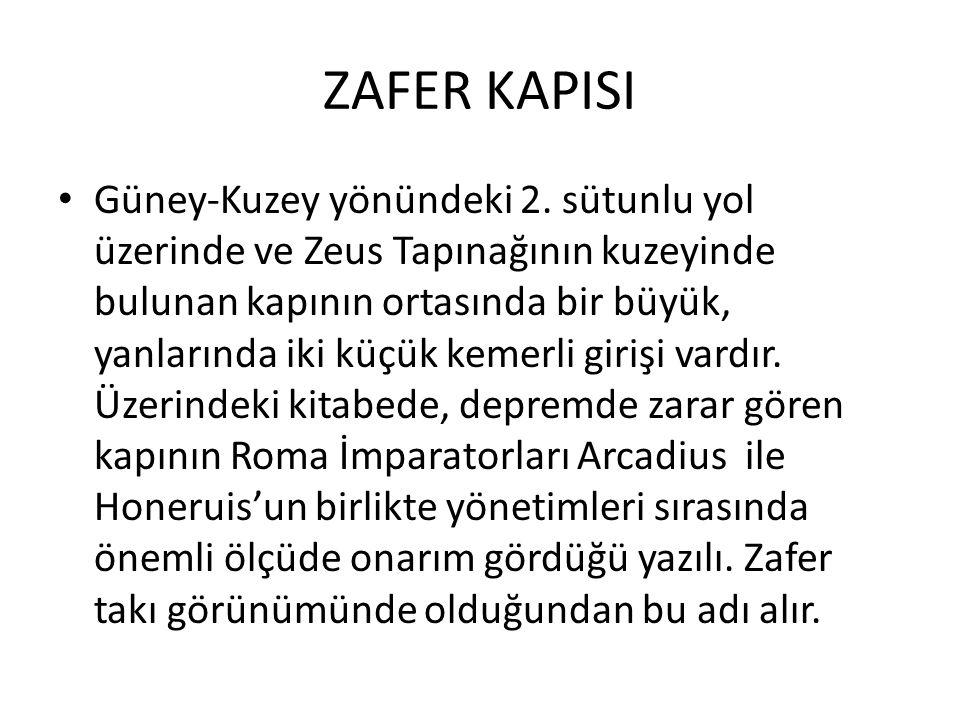 ZAFER KAPISI