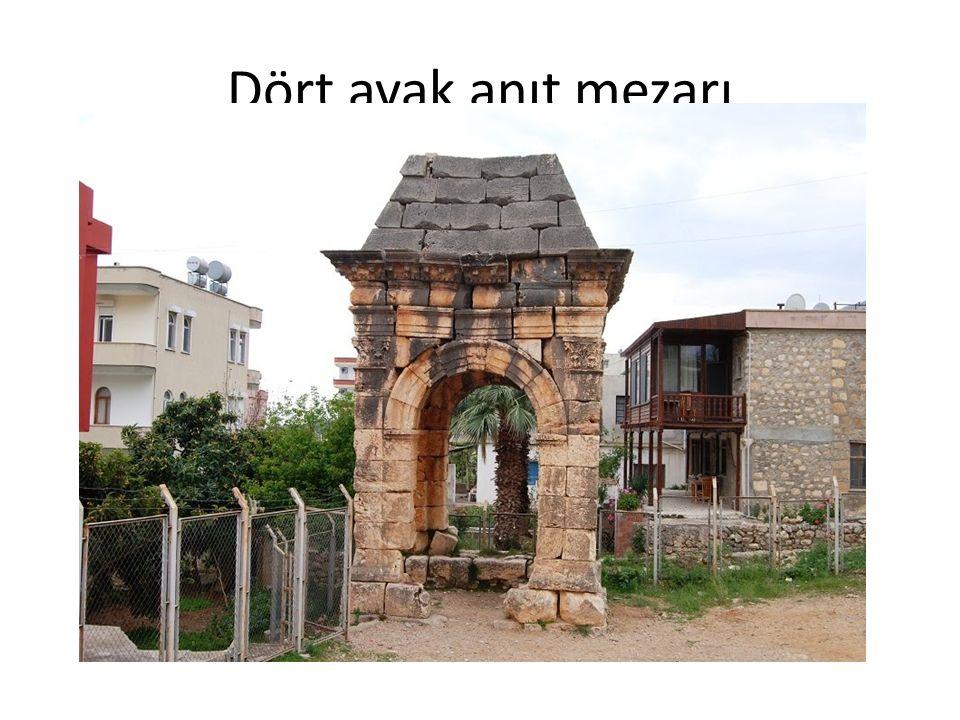 Dört ayak anıt mezarı