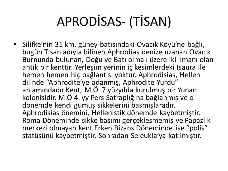 APRODİSAS- (TİSAN)