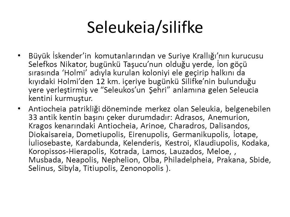 Seleukeia/silifke