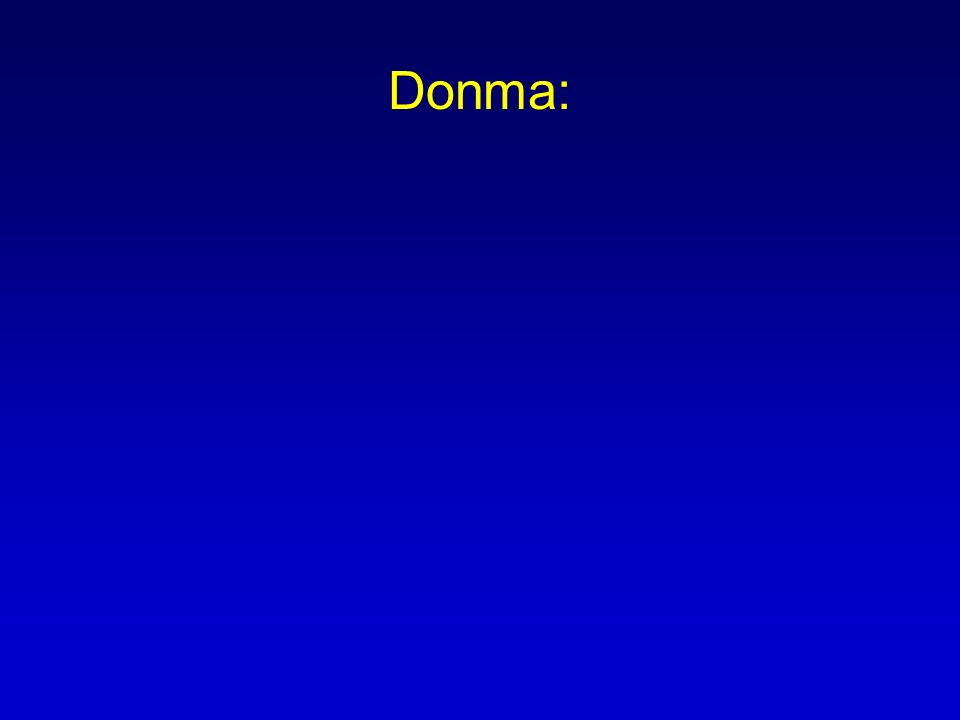 Donma: