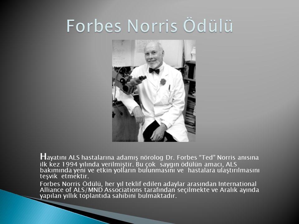 Forbes Norris Ödülü