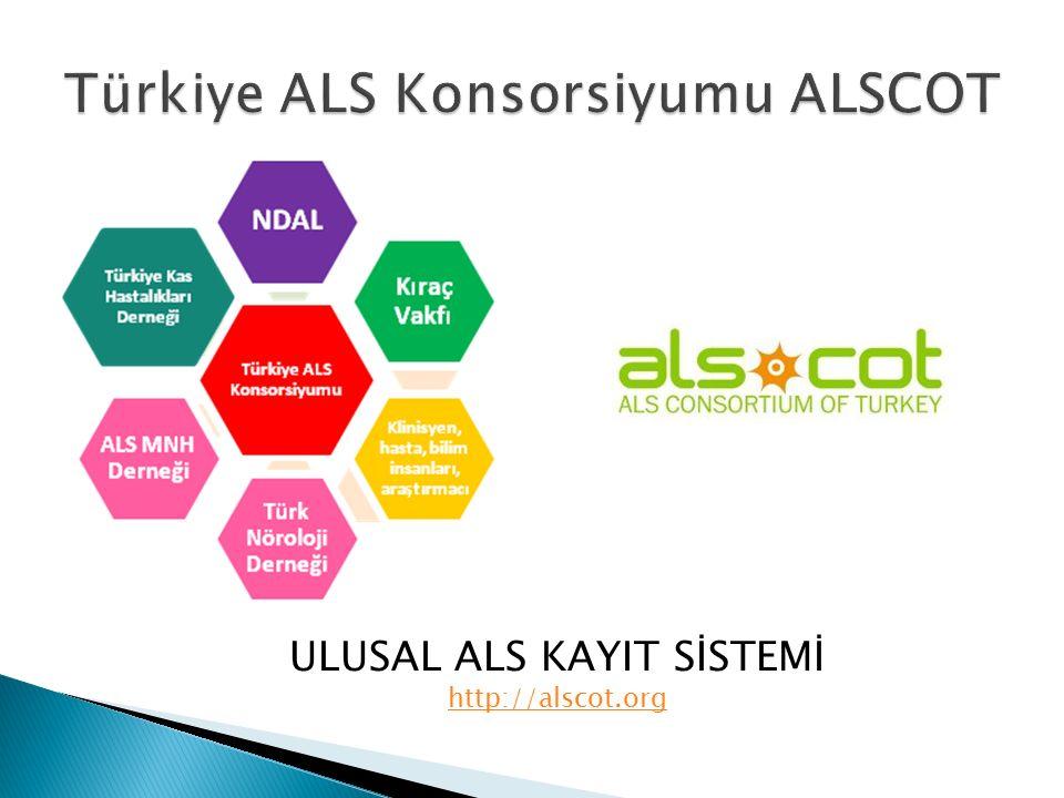 Türkiye ALS Konsorsiyumu ALSCOT