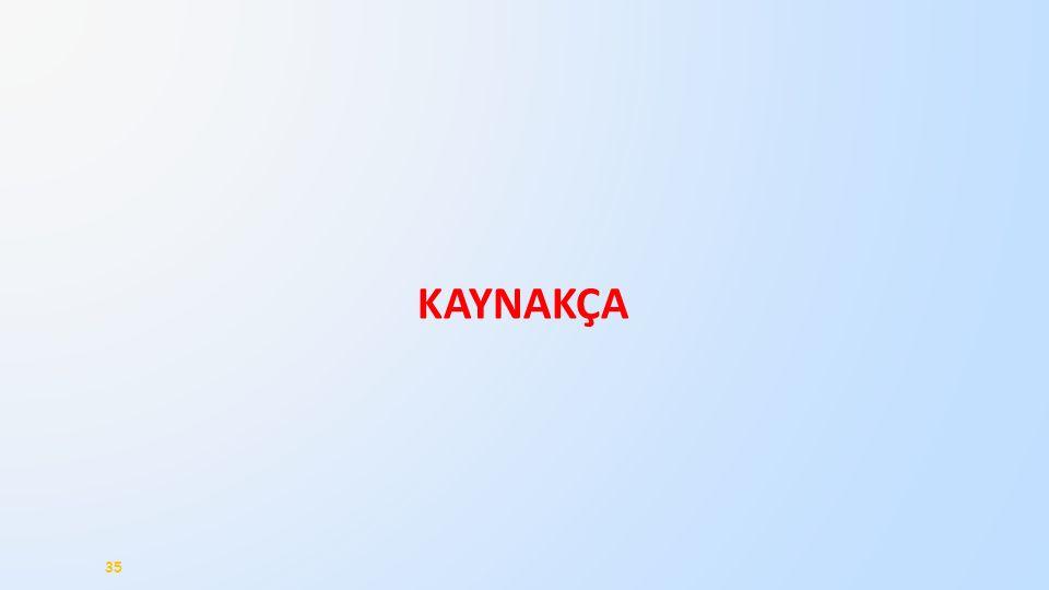 KAYNAKÇA