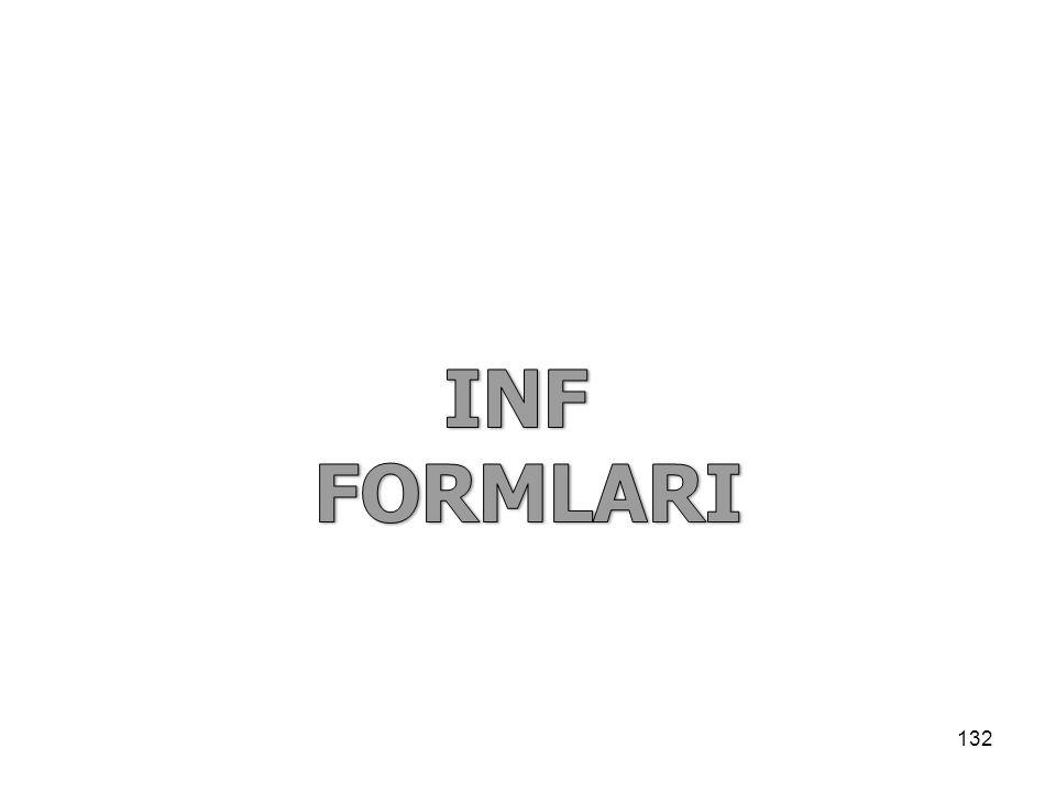 INF FORMLARI
