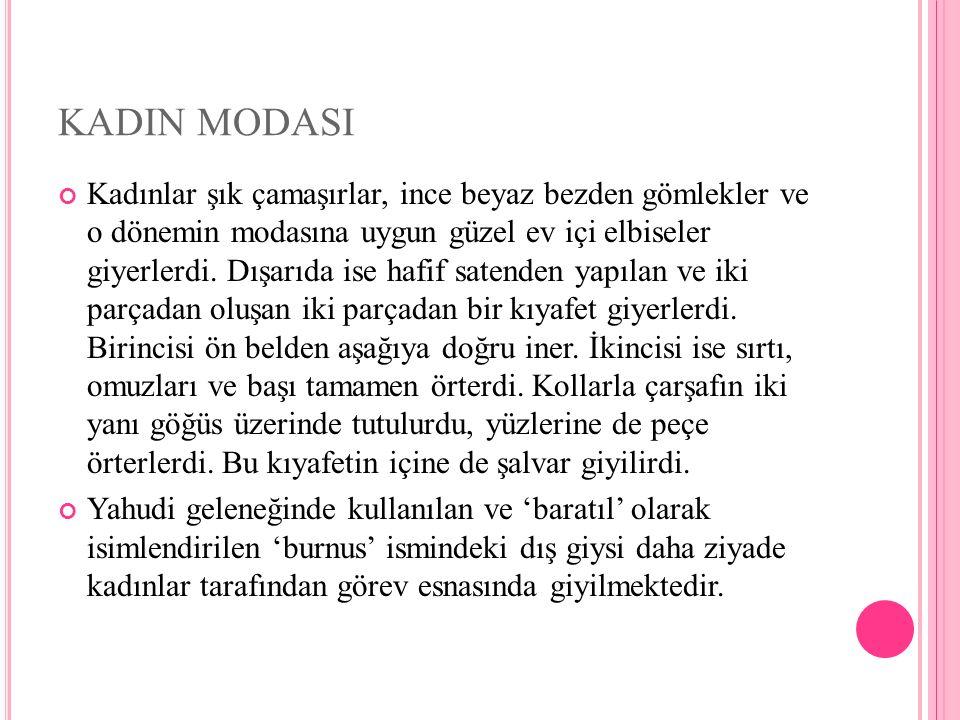 KADIN MODASI