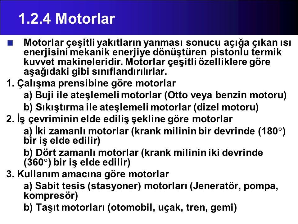 1.2.4 Motorlar