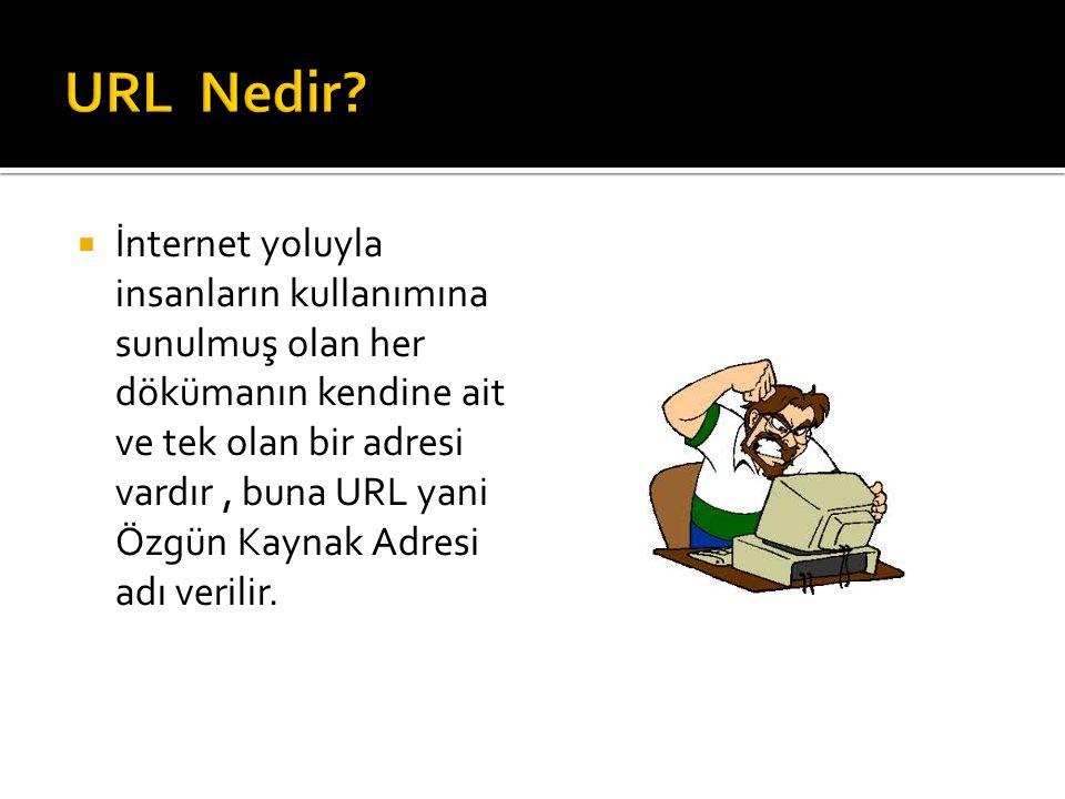 URL Nedir