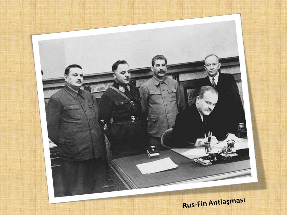 Rus-Fin Antlaşması