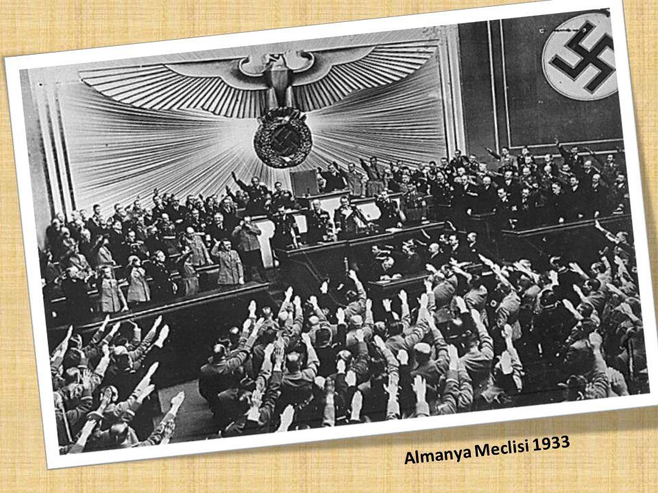 Almanya Meclisi 1933