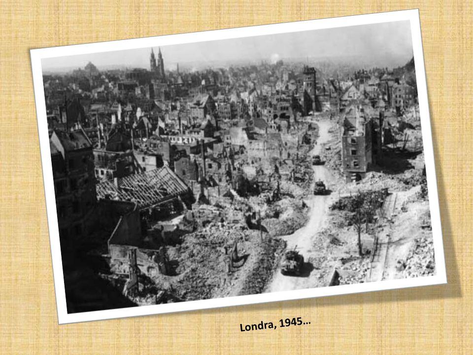 Londra, 1945…