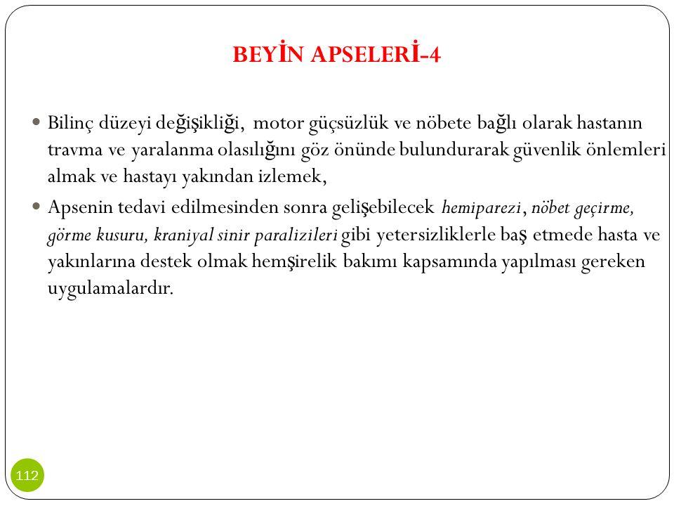 BEYİN APSELERİ-4