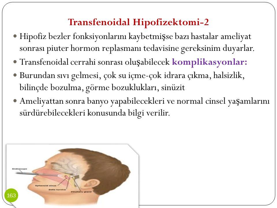 Transfenoidal Hipofizektomi-2