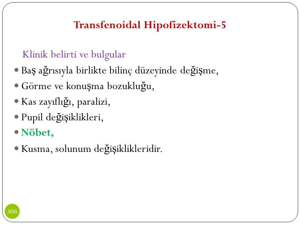 Transfenoidal Hipofizektomi-5