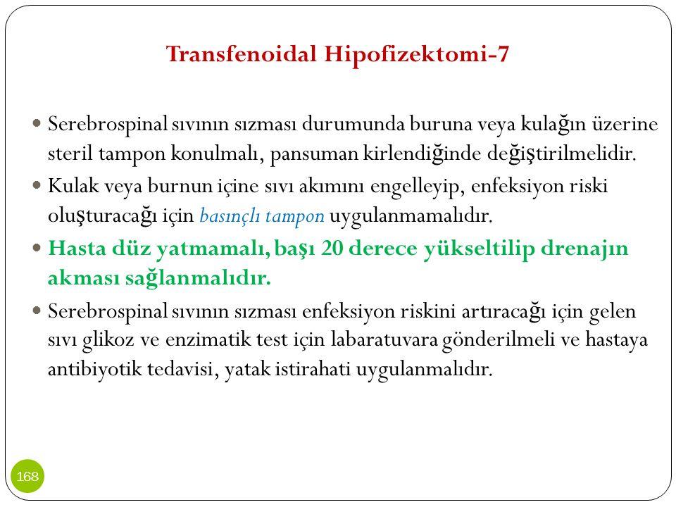 Transfenoidal Hipofizektomi-7