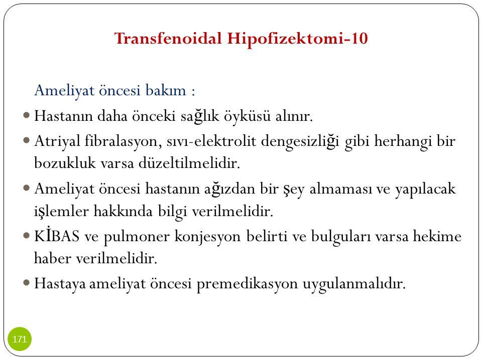 Transfenoidal Hipofizektomi-10