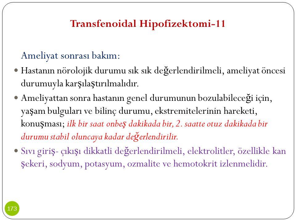 Transfenoidal Hipofizektomi-11
