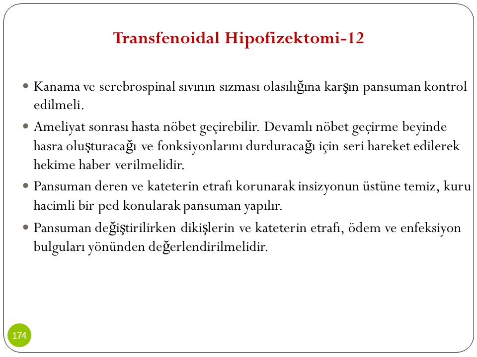 Transfenoidal Hipofizektomi-12