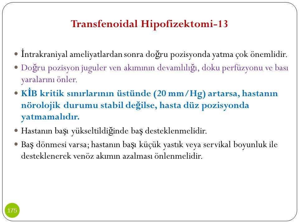 Transfenoidal Hipofizektomi-13