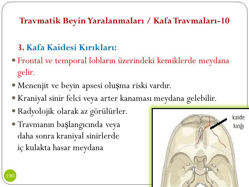 Travmatik Beyin Yaralanmaları / Kafa Travmaları-10