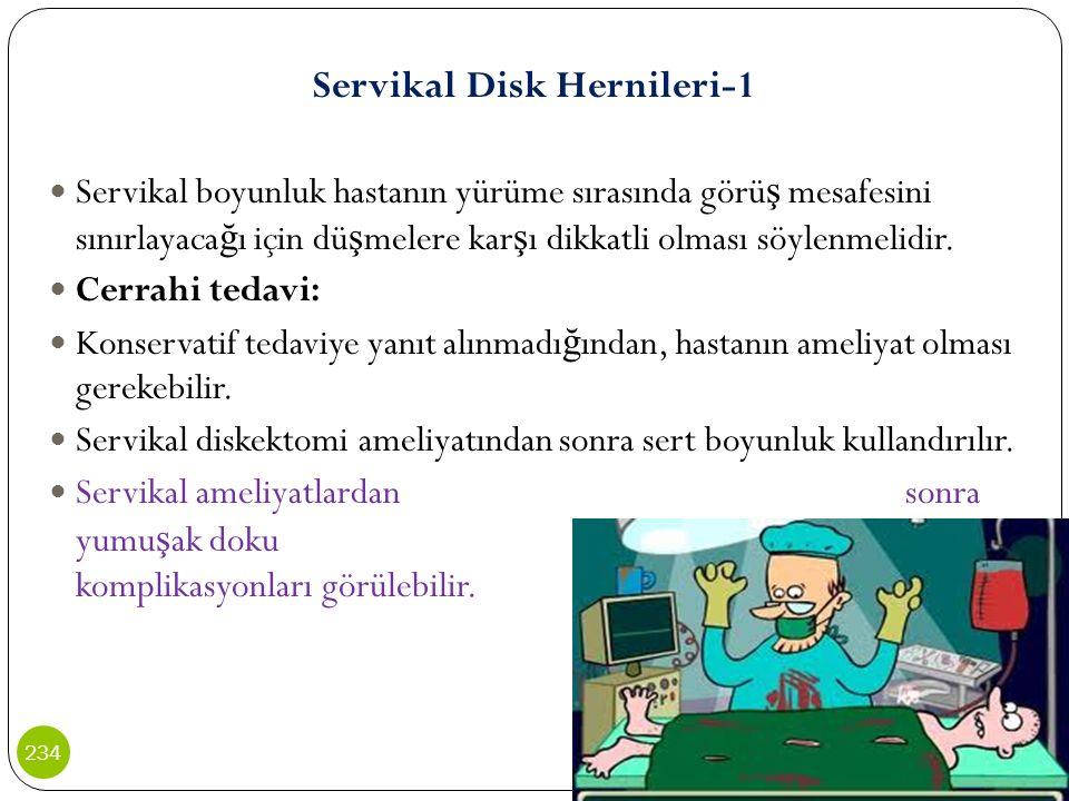 Servikal Disk Hernileri-1