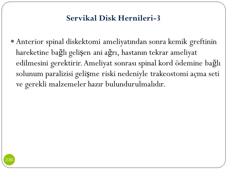 Servikal Disk Hernileri-3
