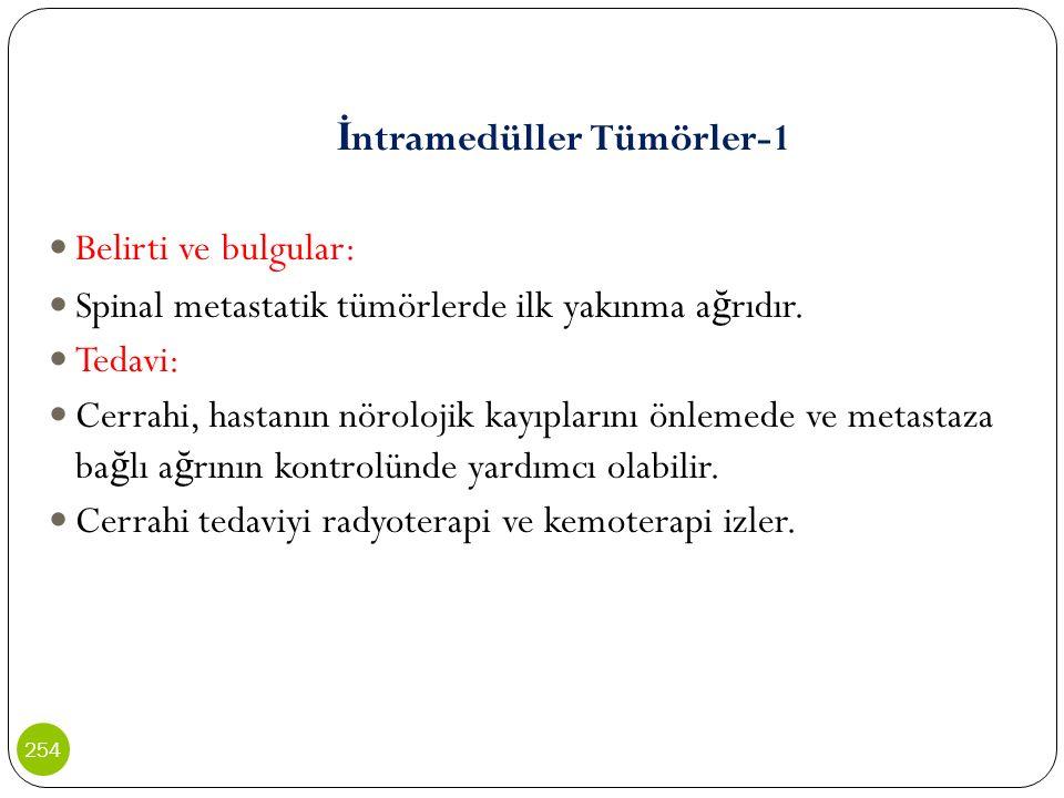 İntramedüller Tümörler-1