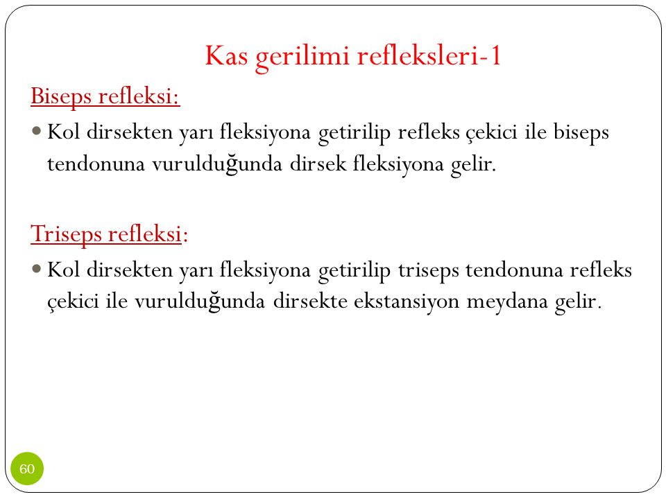 Kas gerilimi refleksleri-1