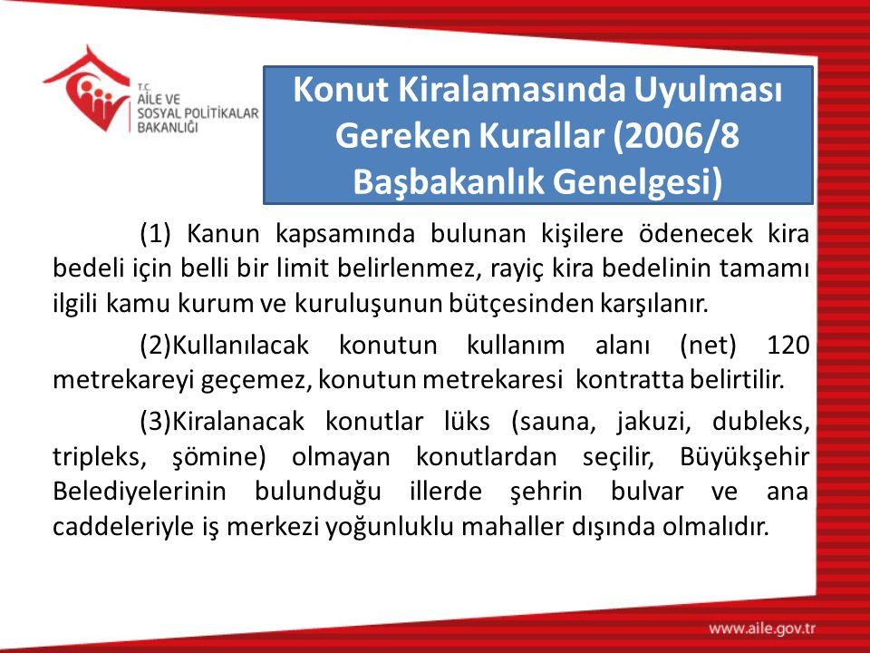 Konut Kiralamasında Uyulması Gereken Kurallar (2006/8 Başbakanlık Genelgesi)