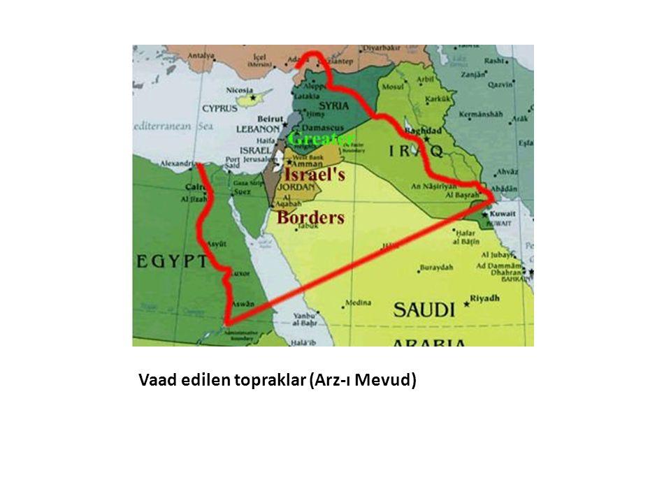 Vaad edilen topraklar (Arz-ı Mevud)