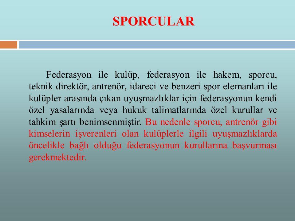 SPORCULAR
