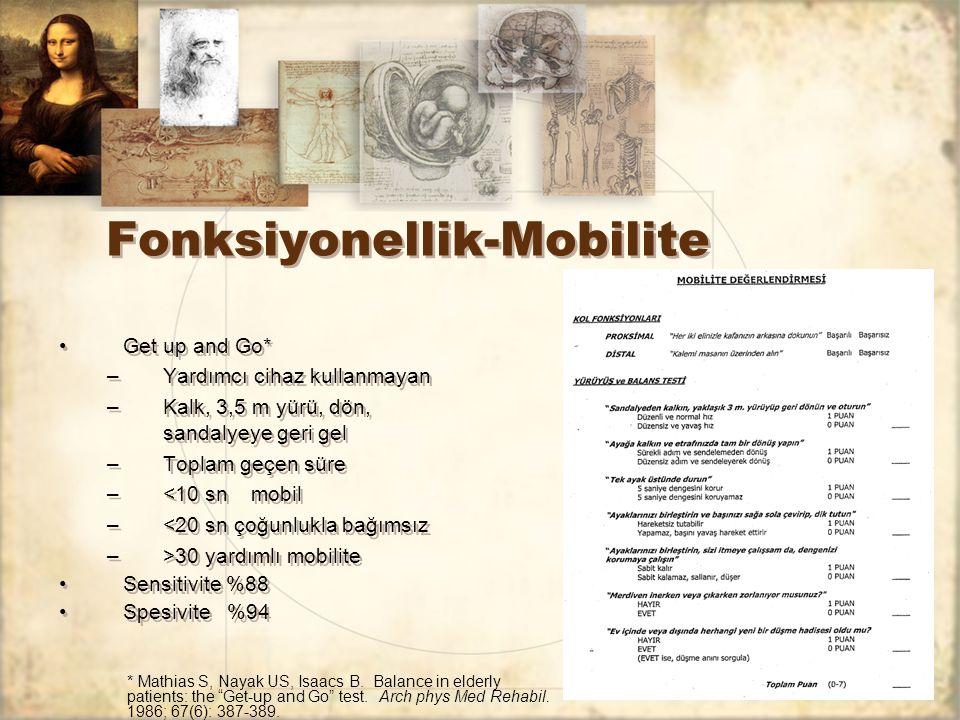 Fonksiyonellik-Mobilite