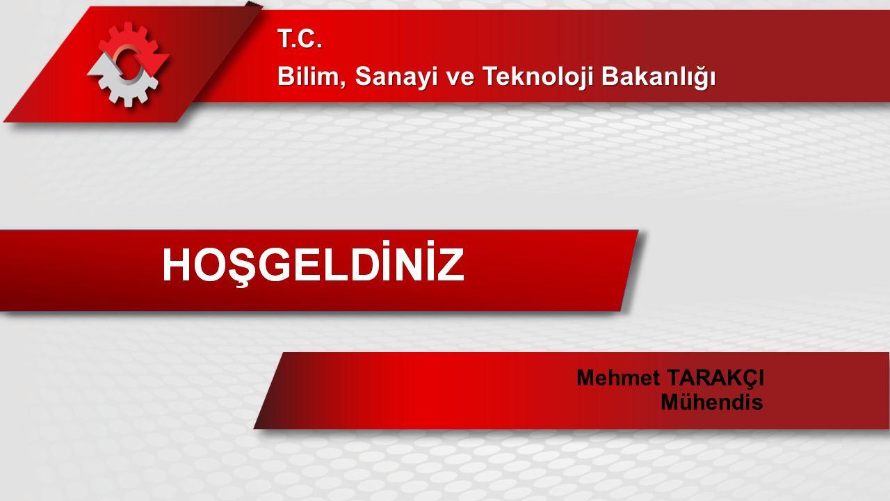 Mehmet TARAKÇI Mühendis