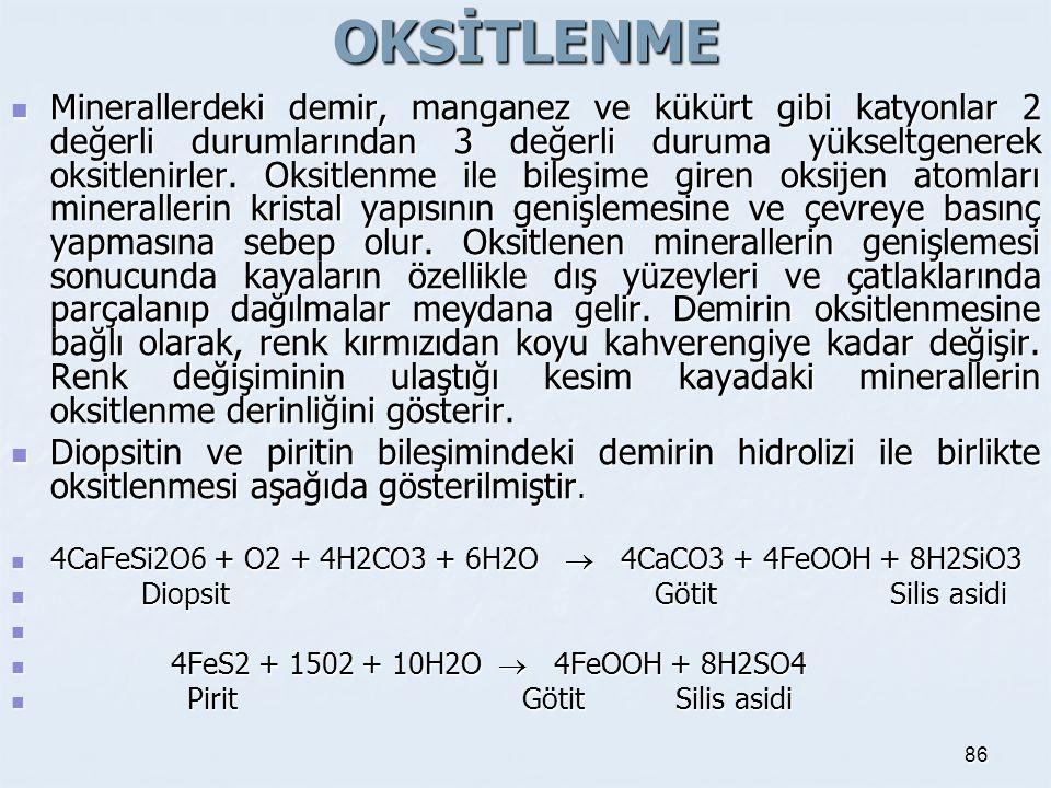 OKSİTLENME