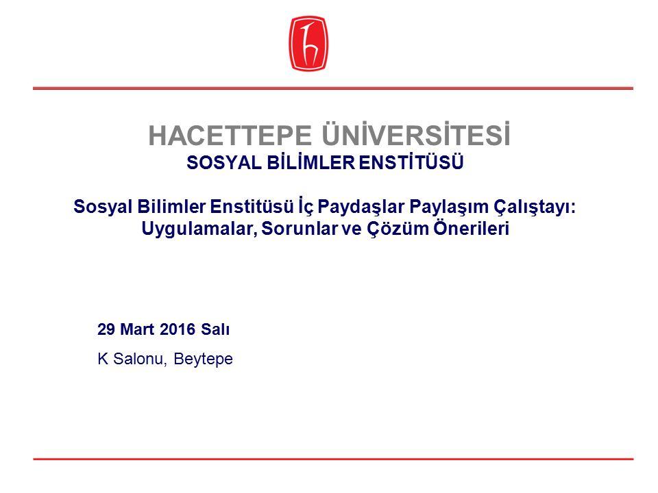 29 Mart 2016 Salı K Salonu, Beytepe