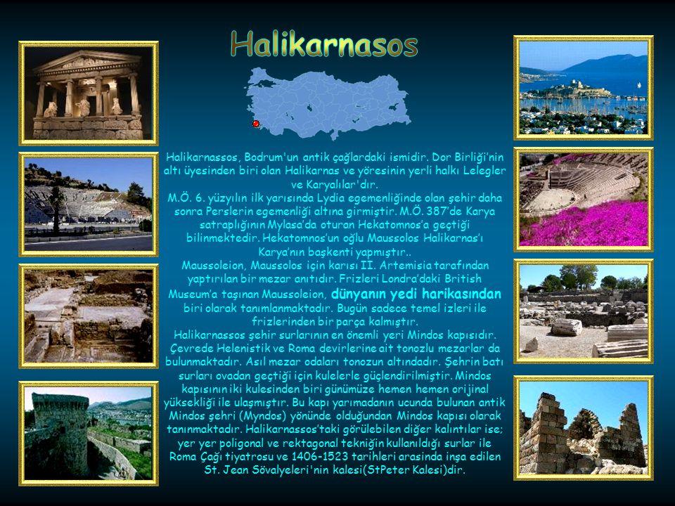 Halikarnasos