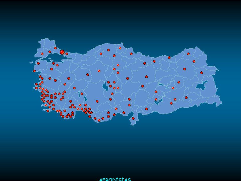 COLYBRASSUS(HAGIHA SOPHIA) MYRA & AZİZ NİKOLAOS KLİSESİ