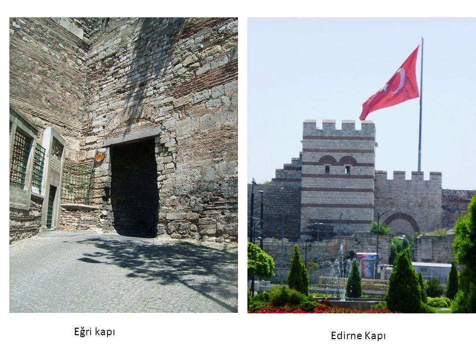 Edirne Kapı Eğri kapı