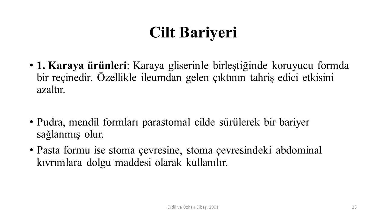 Cilt Bariyeri