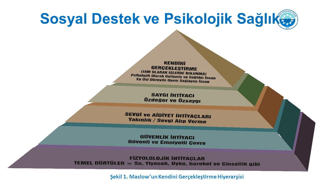Sosyal Destek ve Psikolojik Sağlık