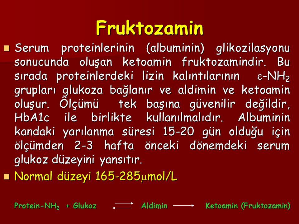 Fruktozamin